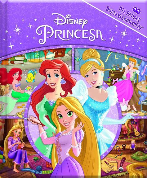 princesas mi libro juego momentos libro de juegos