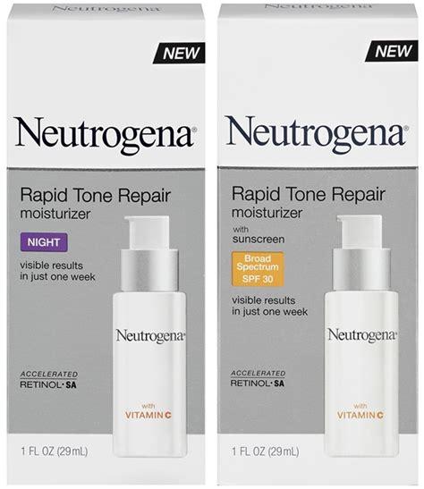 rapid tone repair dark spot corrector neutrogena neutrogena rapid tone repair night neutrogena rapid tone