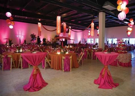 orange fuschia wedding orange fuschia inspiration wedding and wedding