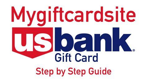 Us Bank Gift Card Balance - www mygiftcardsite com us bank gift card balance on mygiftcardsite