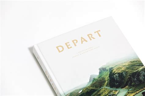 Coffee Table Books Travel Depart A Coffe Table Book About Travel And Photography