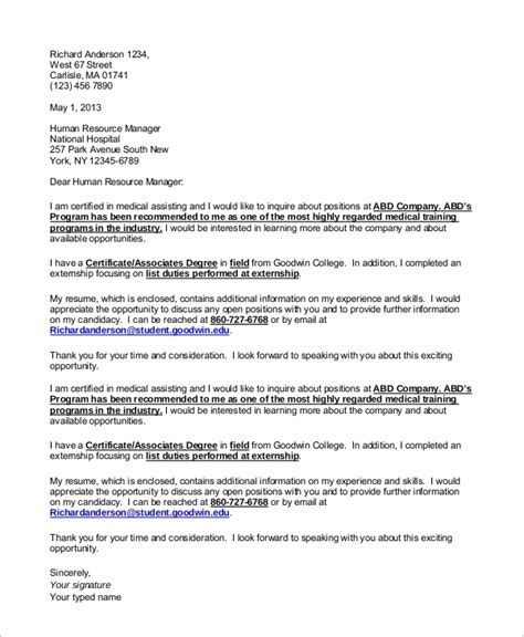 medical assistant cover letter sample pdf outstanding covering