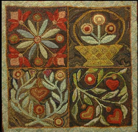 eric sandberg rug hooking 17 best images about rugs on