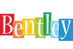 What Does The Name Bentley Bentley Logo Name Logo Generator Smoothie Summer