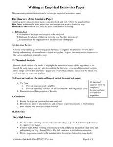 Scientific Research Paper Methods Section by Research Paper Methods Section