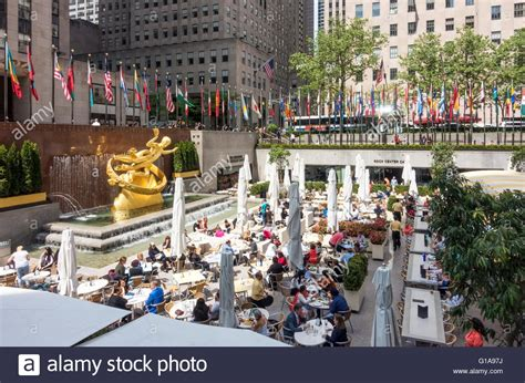 Summer Garden And Bar by The Rock Center Cafe Summer Garden Bar At Rockefeller
