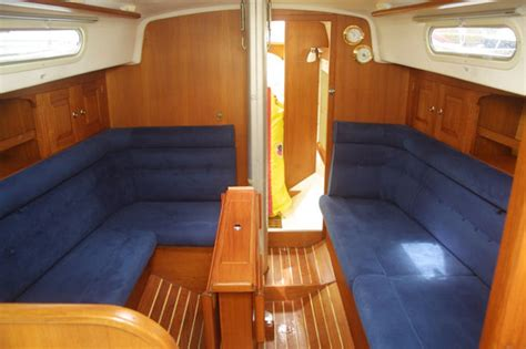 Interior Boat Cleaning by Rupert 187 Boats Uk