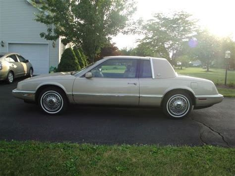 auto air conditioning service 1992 buick riviera security system buy used 1992 buick riviera only 28 000 miles in nazareth pennsylvania united states