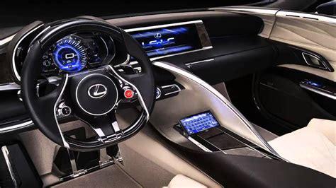 lexus car interior car interior 2012 lexus lf lc blue hybrid concept 500 hp