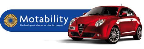 motorparks alfa romeo motability offers