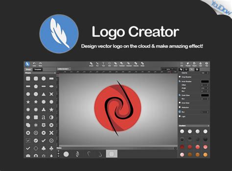 graphic maker app youidraw logo creator web apps