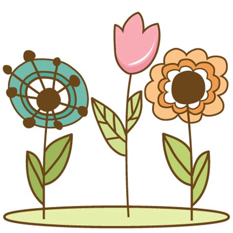 Jump Owl White doodle flowers svg cutting files doodle cut files for