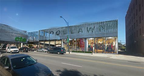 Rapid Detox Chicago by Cta City Plan Renovation Of Cottage Grove Green Line