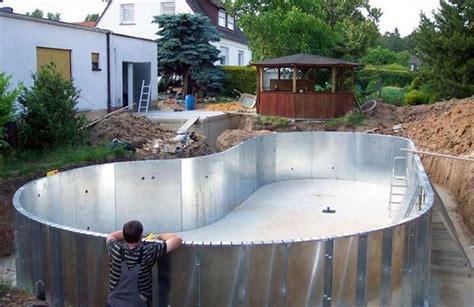casa interrata piscina fai da te piscine piscina fai da te arredamento