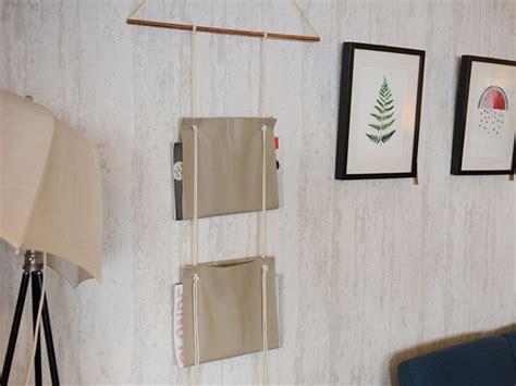 zeitschriften aufbewahrung zeitschriften aufbewahrung aus kunstleder selber machen
