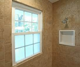 bathroom window in shower ideas small bathroom remodeling fairfax burke manassas remodel