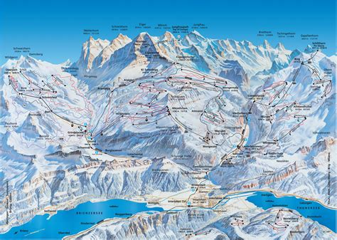 Grindelwald Ski Resort & Accommodation   PowderBeds