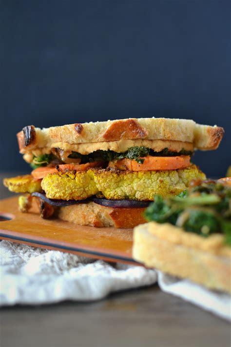 vegan winter sandwich radiant rachels