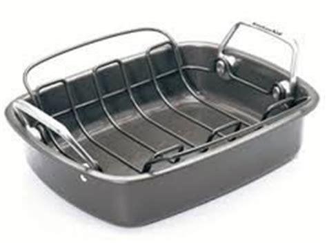 kitchenaid roaster pan with floating rack 051153570933