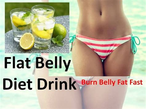 Detox Drink For Flat Belly Rticle by The World S Catalog Of Ideas
