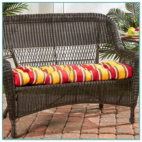 outdoor bench cushion 72 72 inch outdoor bench cushion