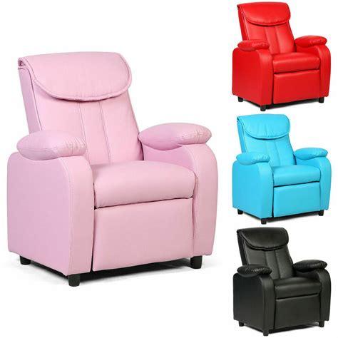 kid living room furniture new kid recliner sofa armrest chair children living room furniture home ebay