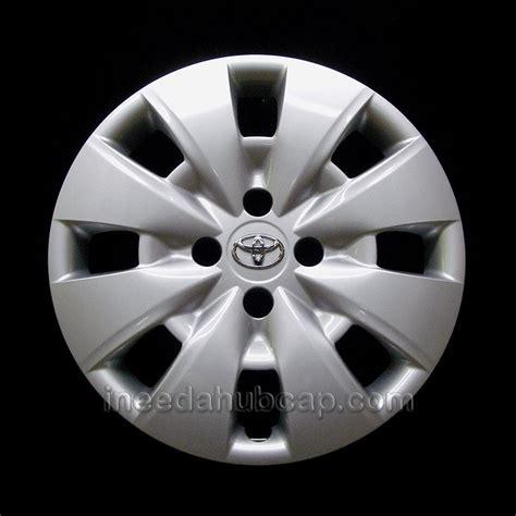 Toyota Yaris Hubcaps Toyota Yaris 15in Hubcap Wheel Cover 2009 2012 Oem 61154