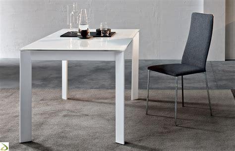 tavolo in vetro moderno tavolo allungabile da cucina arredo design