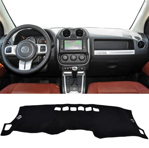 jeep patriot dashboard fit for 11 jeep compass patriot dashboard cover dashmat