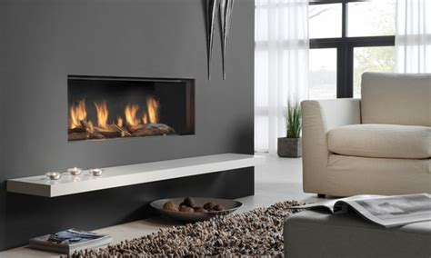 Contemporary Gas Fires Dru Global Gas Fires Contemporary Fireplaces Other