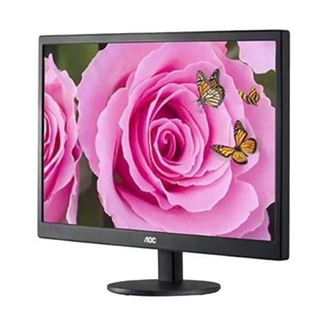 Aoc Monitor Led E1670sw 15 6 Inch jual aoc e1670sw monitor led harga kualitas