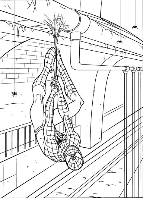 spiderman alphabet coloring pages spiderman coloring sheets 187 coloring pages kids