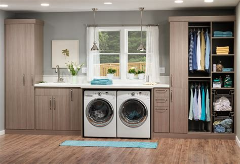 Laundry Room Cabinet Accessories Innovate Home Org Cabinets In Laundry Room