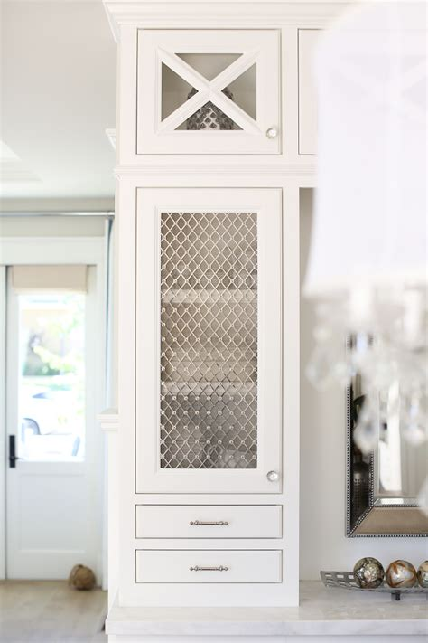 wire mesh grille inserts for cabinets wire grilles for cabinet doors design interior