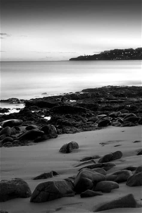 black  white beach wallpaper hd wallpapers