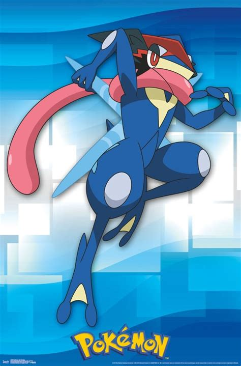Home Decor Gifts by Pokemon Ash Greninja Athena Posters