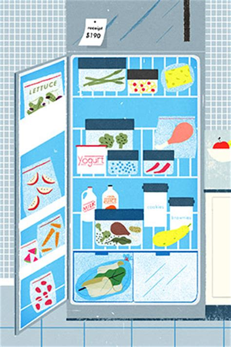 fridge layout poster clever ways to organize your fridge to eat healthier