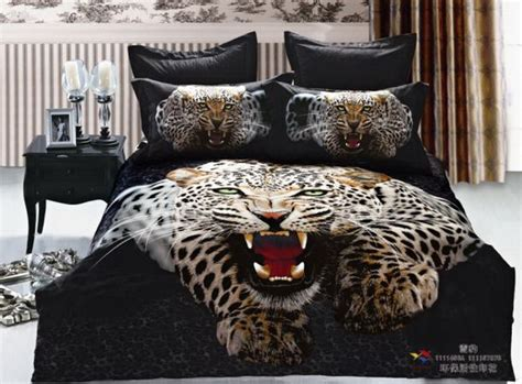 awesome bedding colorful mart snow leopard black bedding animal print