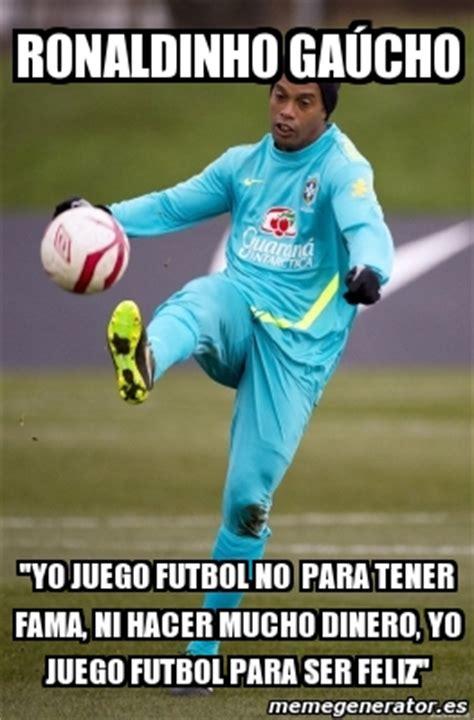 Memes Futbol - the gallery for gt ronaldinho