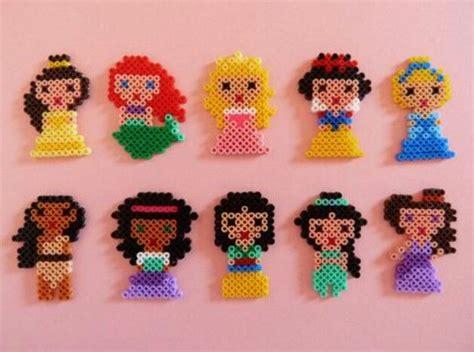 hama bead princess designs hama perler disney princesses for