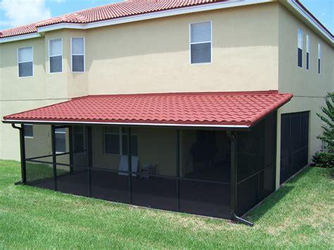 screen room roof panels screen room orlando superior aluminum