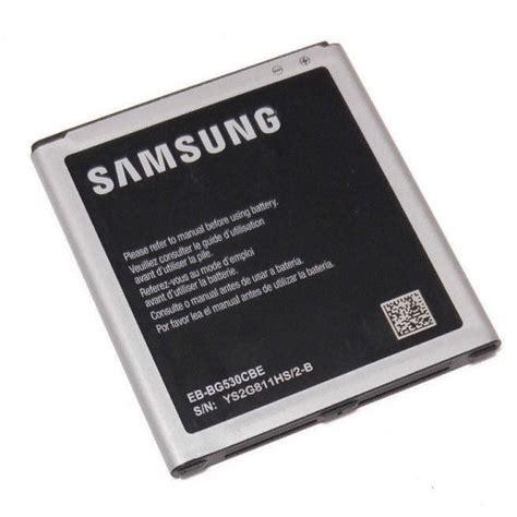 Battery Batrei Baterai Samsung Grand Prime G530 Original J5 Laris samsung battery eb bg530cbe оригинална резервна батерия