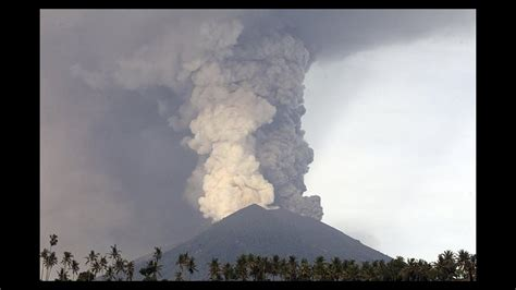 airasia volcano bali airlines limit bali flights to guard against volcanic ash
