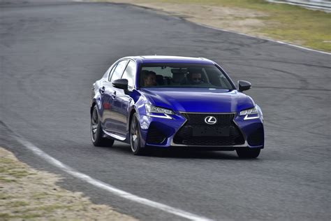 Lexus Gs F Review Caradvice
