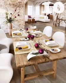 Rustic Modern Dining Room Tables by Gallery For Gt Rustic Modern Kitchen Table