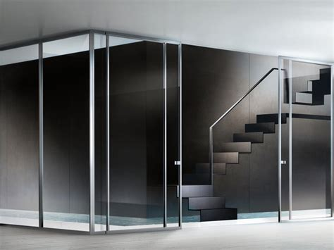 Sliding Glass Doors Interior Modern Clear Glass Modern Interior Sliding Door