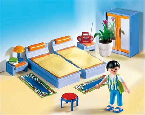 frome model centre 4284 playmobil master bedroom for - Playmobil Schlafzimmer 4284