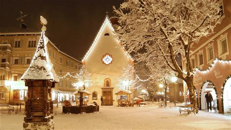 images of christmas in italy selva di val gardena italy