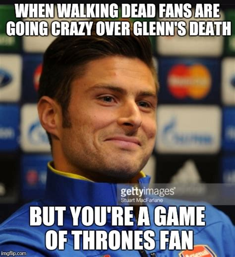 Going Crazy Meme - image tagged in the walking dead game of thrones imgflip