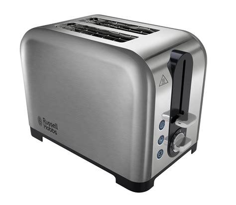Hobbs Toaster Hobbs 22390 Canterbury 2 Slice Toaster Stainless